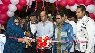 Rajini at Opening Ceremony of Showroom at Malaysia