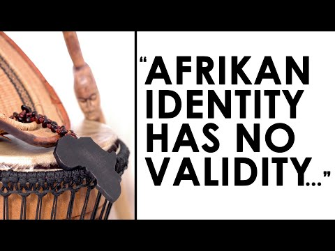 """AFRIKAN IDENTITY HAS NO VALIDITY..."" • Discussing #AfrikanFirst w/ Wudjau Iry Maat"