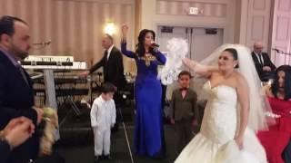 Linda George & Edward yousif (Shekhany) wedding in Detroit 2016