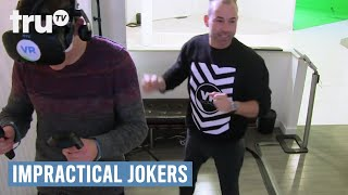 Impractical Jokers - The Worst Virtual Reality Instructors Ever | truTV
