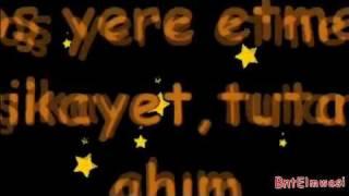 Sana Değmez اغنية تركية على لحن تعب الشوق