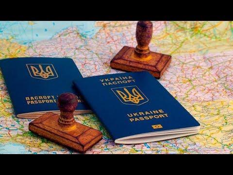 Документы для путешествия: паспорт, виза, свидетельство о рождении