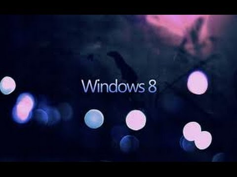 TUTO Activer Windows 8 Pro Build 9200