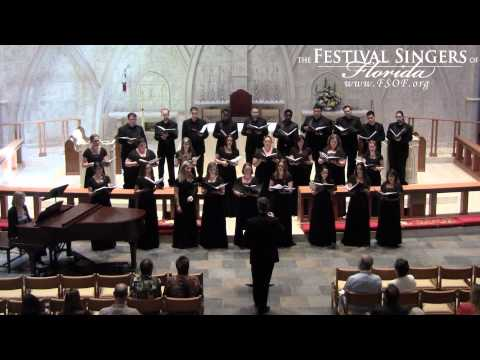 """""""All Works of Love"""" performed by The Festival Singers of Florida"""