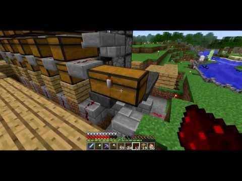 Minecraft trading system sethbling