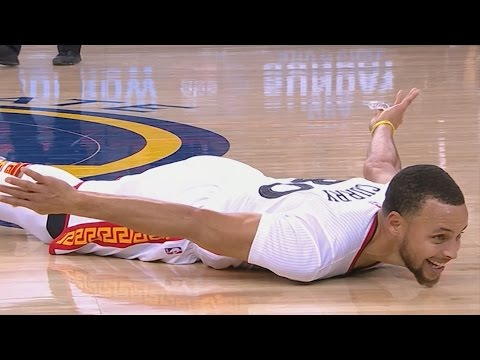 Stephen Curry Splashes 51 Footer! Warriors Win by 46! Clippers vs Warriors