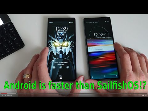 SailfishOS Podcast: Android Is Faster Than SailfishOS