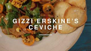 gizzi erskine s ceviche recipe   wild dish