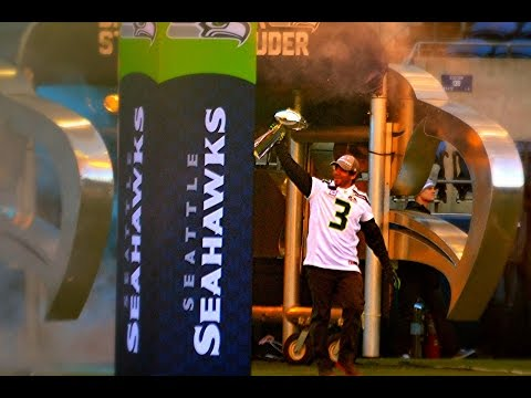 Seattle Seahawks Super Bowl XLVIII Championship Parade & Centurylink Field Stadium Celebrations