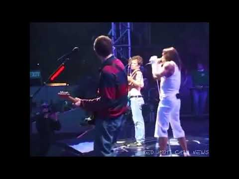 Red Hot Chili Peppers  Purple Stain   Hyde Park, London 2004  + SBD AUDIO