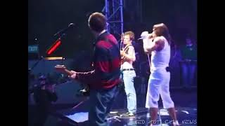 Red Hot Chili Peppers - Purple Stain - Live Hyde Park, London 2004 ((VIDEO + SBD AUDIO))