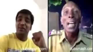 Mottai rajendran and sathish dubsmash tamil Rajini