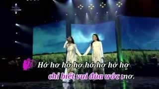 Karaoke Tôi Mơ - Cẩm Ly ft Minh Tuyết (4 audio Streams)