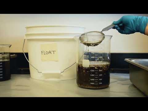 How Heavy Liquid Separation Works | Sepro Labs Metallurgical Testing