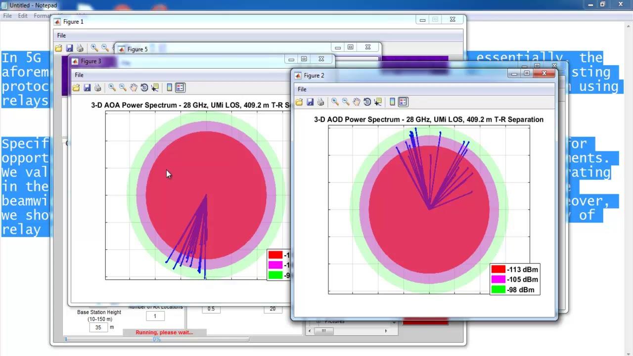 5G Matlab Network Simulation Code | 5G Matlab Network Simulation Code  Projects