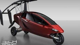 Tech Toys 360 Preview: PAL-V One Flying Car (Season 2, Episode 2)