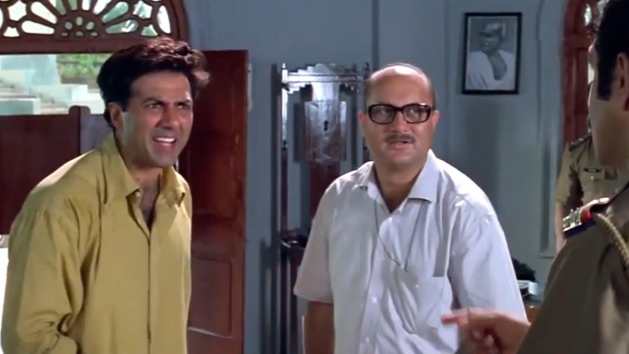 Download धमाकेदार एक्शन मूवी Salaakhen (1998)  Part 9 |  Sunny Deol, Raveena Tandon, Amrish Puri, Anupam Kher