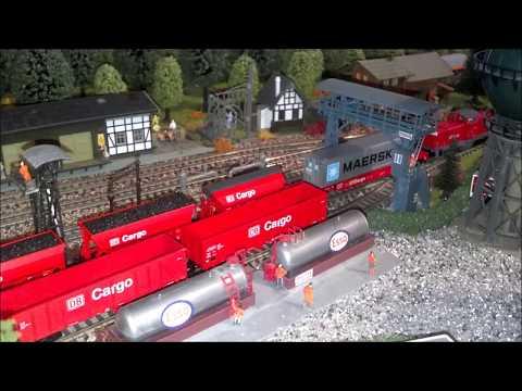 Lets Play 16 Wir sehen Rot DB Cargo rollt an
