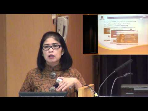 "Professor Tian BELAWATI ""Open Education, Open Educational Resources and MOOCs"""