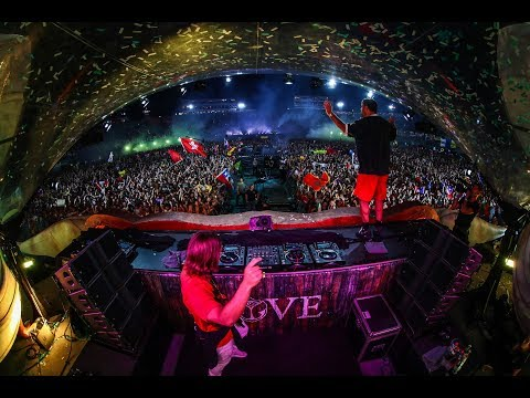 Axwell Λ Ingrosso | Tomorrowland Belgium 2018