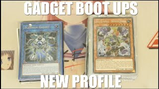 YUGIOH Gadget Profile Post Fist of the Gadgets