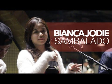 BIANCA JODIE LIVE COVER - SAMBALADO (ORIGINAL SONG BY AYU TING TING)
