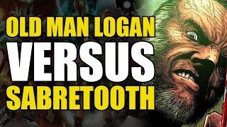 Old Man Logan vs Marvel Zombies, Sabretooth & A Thor (Secret Wars 2015)