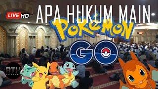 Khalid Basalamah, Apa Hukum Main Pokemon Go?