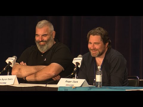 MomoCon 2019 | Red Dead Redemption Panel w/ Roger Clark and Benjamin Byron Davis Highlights