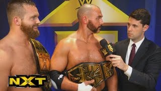 Dash & Dawson's long road to the top: WWE.com Exclusive, November 11, 2015