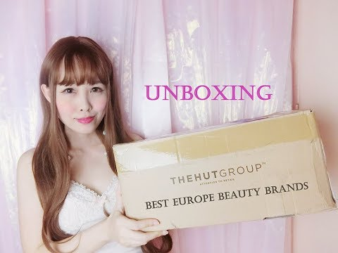 Unboxing Best Europe Beauty Brands!