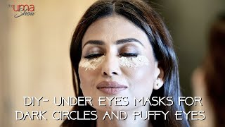 If under eye bags are dragging you down, give them a wake-up call w...