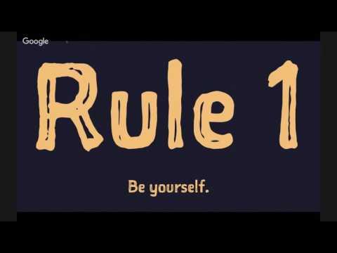 10 Golden Social Media Rules for Developer Relations Manager