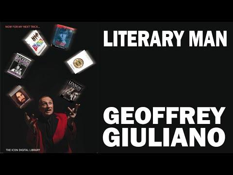 Who Is Geoffrey Giuliano - Literary Man