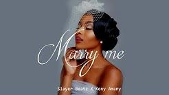Afrobeat instrumental 2018 | Davido ✘ Dadju ✘ Maitre Gims Type Beat| Marry me