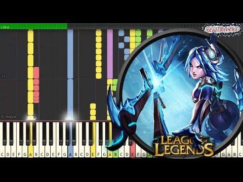 League of Legends Demacia Rising Amazing Piano Cover mp3