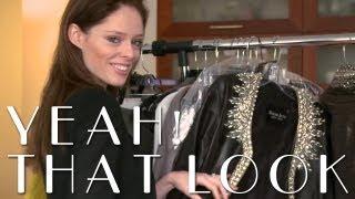 Inside Supermodel Coco Rocha's Closet