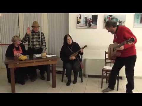 Essere Amleto - saggio di Teatro Transpersonale - Quarta Parte from YouTube · Duration:  7 minutes 28 seconds