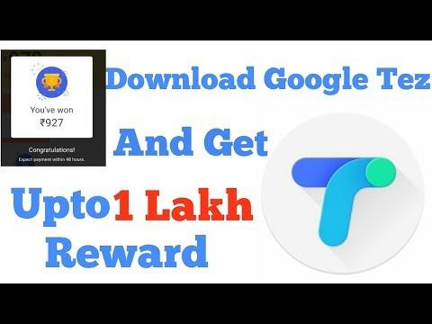 Google Tez Payment App -  Made For India | Google UPI Application