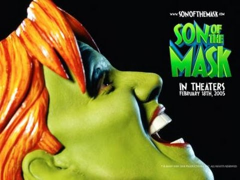 Stupid Movie Of The Week! Son Of The Mask (2005) Movie Review by JWU