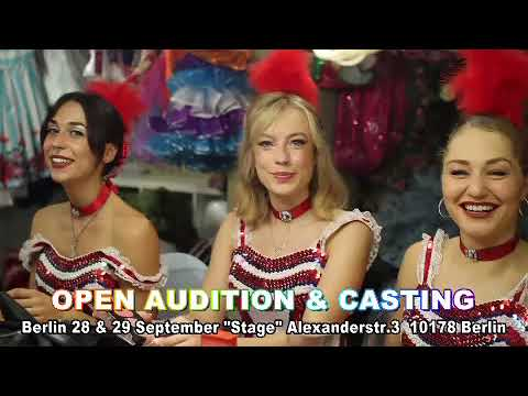 Casting Berlin Audition Berlin For The Knutschfleck And Wilde Matilde Variete Show 4 Youtube
