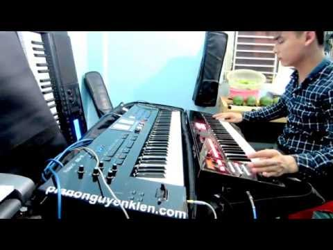 Đàn Organ  Mùa Xuân Của Mẹ  - Nguyễn Kiên Roland XPS- 10 vs BK9