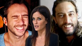 Roma Gallardo le cuenta a Jordi Wild la historia que tuvo con Cristina Seguí