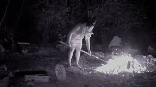 Night Vision (full spectrum) Sweat Lodge Purification Ceremony