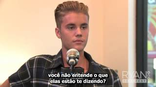 "LEGENDADO: Justin Bieber anuncia novo single no ""On Airh With Ryan Seacrest"""
