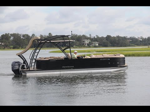 2018 Berkshire Pontoon