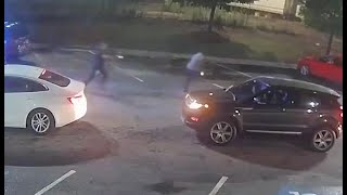 GBI releases video of Atlanta Police shooting death of Rayshard Brooks