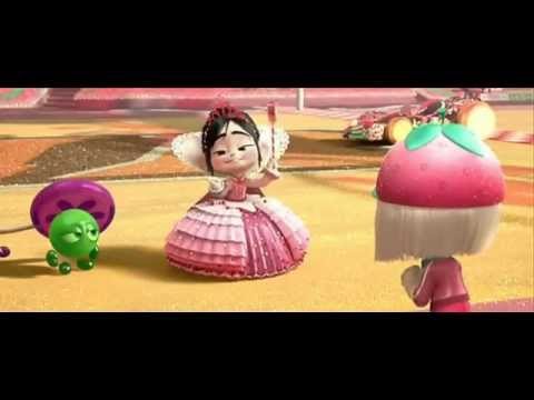 Vanellope: The Real Sugarbaby