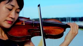 auld lang syne 천부여 의지 없어서 바이올린 김여진 Yeajin Kim