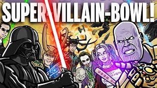 SUPER-VILLAIN-BOWL! - TOON SANDWICH streaming
